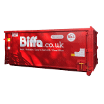 UK 35 Yd Roll On Roll Off (RORO) Hooklift (HLC) Container Manufacturer Waste Management