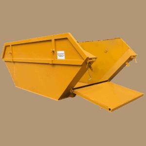UK Skip Manufacturer Waste Management Opened Skip