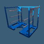 UK Stillage Manufacturer Bumper Stillage
