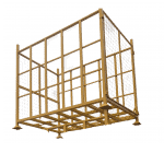 UK Stillage Manufacturer Spare Part Storage Cage