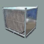 UK Stillage Manufacturer Pent Roof Galvanized Stillage
