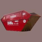 UK Skip Manufacturer Waste Management 12 Yd Open Builders Skip