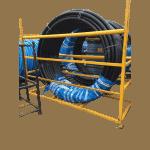 UK Manufacturer Pipe & Construction Coil Stillages