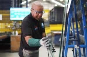 UK Stillage Manufacturer Glass Handling AFrames