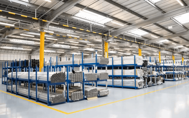 UK Stillage Manufacturer Aluminum Profile Extrusion