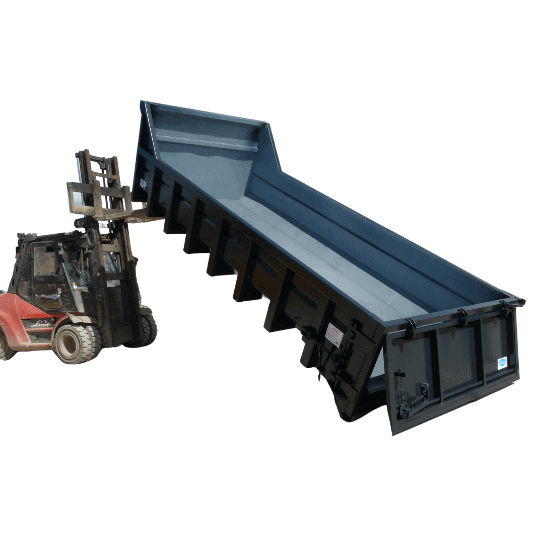 Side Hung Door with Internal Tipper Tailgate (2)