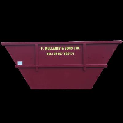 UK Skip Manufacturer Waste Management 16yd Boat Skip