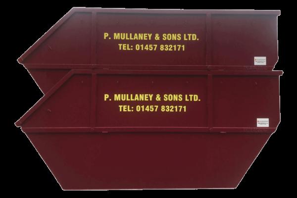UK Skip Manufacturer Waste Management Interstacked