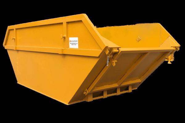 UK Skip Manufacturer Waste Management Secured Skip