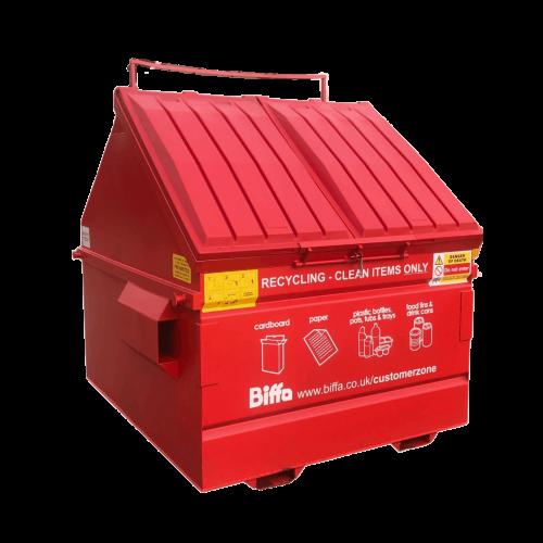 UK Skip Front-End-Load (FEL) Manufacturer Waste Management