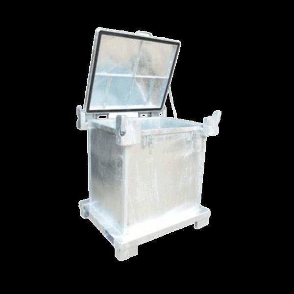 UK Waste Safe IBC Manufacturer Waste Management