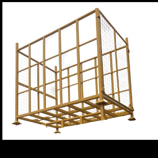 UK Stillage Manufacturer Spare Part Storage Cage