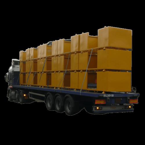 UK Stillage Manufacturer Exhaust Stillage