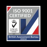 JS Burgess ISO 9001 Certified UK Manufacturer