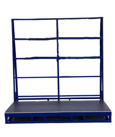 UK Stillage Manufacturer Glass Handling LFrame