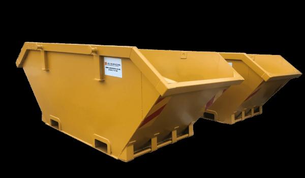 UK Skip Manufacturer Waste Management Mini 2 Yd Skip